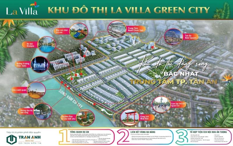 Khu đô thị Lavilla Green City