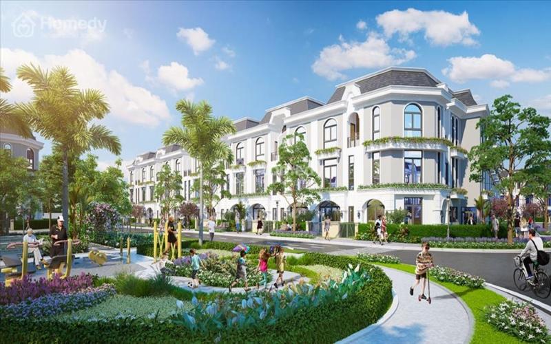 Tiện ích dự án Lavilla Green City