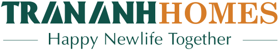 Logo TRAN ANH HOMES