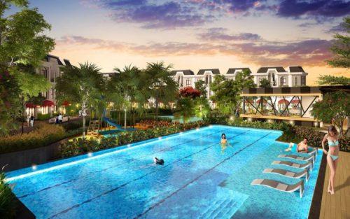Tiện ích dự án Long Phú Villa Trần Anh