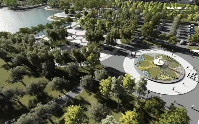 Tiện ích dự án Trần Anh Ecological City