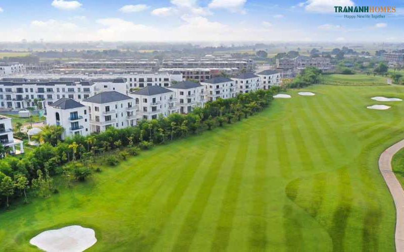 Dự án West Lakes Golf Villas
