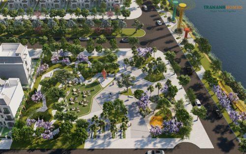 Các dự án Trần Anh Group đang triển khai vào quý 4 năm 2021