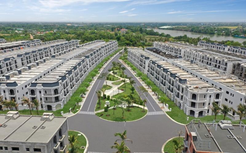 Tiến độ dự án Lavilla Green City