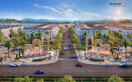 Tiến độ dự án Golden Bay 602 Cam Ranh mới nhất 2021